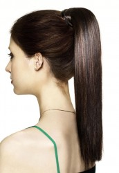 Sleek wrap around ponytail – Velve